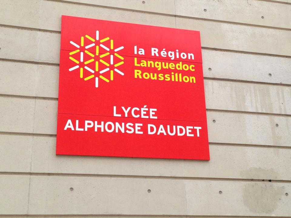 Lycée Alphonse Daudet Nîmes